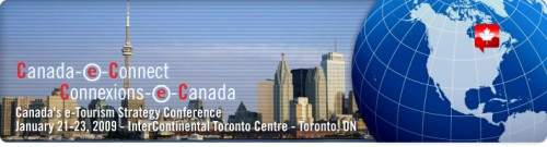 Canada e-Connect - Jan 21-23, Toronto